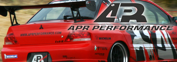 New Sponsor for 2011 – APR Performance