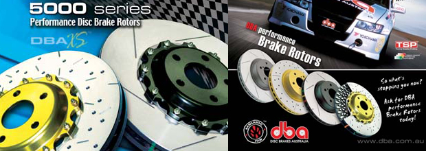 DBA Brakes, Brake Partner for 2010